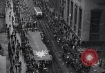 Image of Protest parade New York City USA, 1938, second 32 stock footage video 65675041309