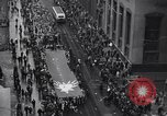 Image of Protest parade New York City USA, 1938, second 33 stock footage video 65675041309