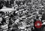 Image of Protest parade New York City USA, 1938, second 40 stock footage video 65675041309