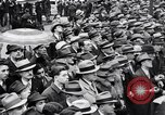 Image of Protest parade New York City USA, 1938, second 41 stock footage video 65675041309