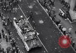 Image of Protest parade New York City USA, 1938, second 43 stock footage video 65675041309