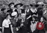 Image of Walter Winchell Washington DC USA, 1938, second 13 stock footage video 65675041314