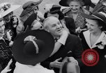 Image of Walter Winchell Washington DC USA, 1938, second 35 stock footage video 65675041314