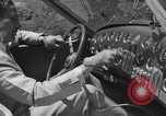Image of modern streamlined concept car Reseda California USA, 1938, second 14 stock footage video 65675041316