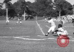 Image of Los Angeles Dodgers vs Tokyo Giants pre-season baseball game Vero Beach Florida USA, 1967, second 32 stock footage video 65675041326