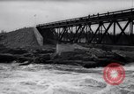 Image of power plant Labrador Canada, 1967, second 18 stock footage video 65675041330