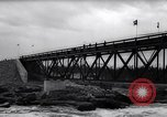 Image of power plant Labrador Canada, 1967, second 19 stock footage video 65675041330