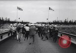 Image of power plant Labrador Canada, 1967, second 25 stock footage video 65675041330