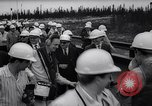 Image of power plant Labrador Canada, 1967, second 26 stock footage video 65675041330