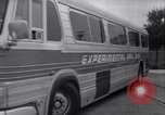 Image of rail bus New York United States USA, 1967, second 46 stock footage video 65675041334