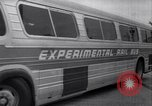 Image of rail bus New York United States USA, 1967, second 47 stock footage video 65675041334