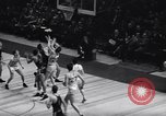Image of Basketball New York United States USA, 1947, second 14 stock footage video 65675041346