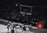 Image of Basketball New York United States USA, 1947, second 30 stock footage video 65675041346