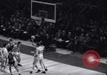 Image of Basketball New York United States USA, 1947, second 31 stock footage video 65675041346