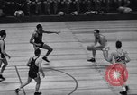 Image of Basketball New York United States USA, 1947, second 36 stock footage video 65675041346