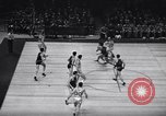 Image of Basketball New York United States USA, 1947, second 42 stock footage video 65675041346