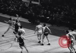 Image of Basketball New York United States USA, 1947, second 54 stock footage video 65675041346