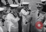 Image of Navy Officers Virginia United States USA, 1951, second 29 stock footage video 65675041350