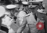 Image of Navy Officers Virginia United States USA, 1951, second 30 stock footage video 65675041350