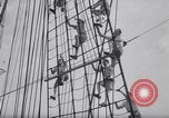 Image of Navy Officers Virginia United States USA, 1951, second 46 stock footage video 65675041350