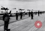 Image of Queen Elizabeth reviews RAF United Kingdom, 1953, second 34 stock footage video 65675041353