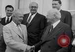 Image of President Eisenhower Washington DC USA, 1953, second 6 stock footage video 65675041355
