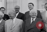 Image of President Eisenhower Washington DC USA, 1953, second 15 stock footage video 65675041355