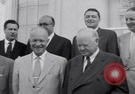 Image of President Eisenhower Washington DC USA, 1953, second 20 stock footage video 65675041355