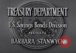 Image of Barbara Stanwyck United States USA, 1953, second 2 stock footage video 65675041361