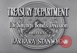 Image of Barbara Stanwyck United States USA, 1953, second 6 stock footage video 65675041361