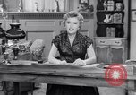 Image of Barbara Stanwyck United States USA, 1953, second 17 stock footage video 65675041361