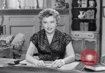 Image of Barbara Stanwyck United States USA, 1953, second 25 stock footage video 65675041361