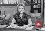 Image of Barbara Stanwyck United States USA, 1953, second 34 stock footage video 65675041361