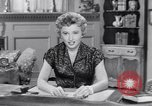 Image of Barbara Stanwyck United States USA, 1953, second 36 stock footage video 65675041361