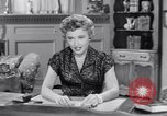 Image of Barbara Stanwyck United States USA, 1953, second 37 stock footage video 65675041361