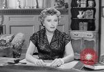 Image of Barbara Stanwyck United States USA, 1953, second 38 stock footage video 65675041361