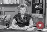 Image of Barbara Stanwyck United States USA, 1953, second 39 stock footage video 65675041361