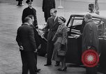 Image of Queen Elizabeth London England United Kingdom, 1955, second 11 stock footage video 65675041366