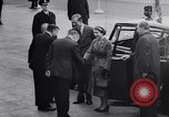 Image of Queen Elizabeth London England United Kingdom, 1955, second 12 stock footage video 65675041366