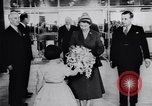 Image of Queen Elizabeth London England United Kingdom, 1955, second 15 stock footage video 65675041366