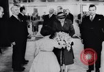 Image of Queen Elizabeth London England United Kingdom, 1955, second 16 stock footage video 65675041366