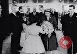 Image of Queen Elizabeth London England United Kingdom, 1955, second 17 stock footage video 65675041366