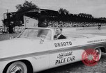 Image of racing event Indianapolis Indiana USA, 1956, second 9 stock footage video 65675041376