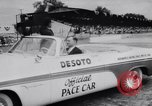 Image of racing event Indianapolis Indiana USA, 1956, second 10 stock footage video 65675041376