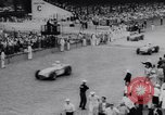 Image of racing event Indianapolis Indiana USA, 1956, second 16 stock footage video 65675041376