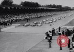 Image of racing event Indianapolis Indiana USA, 1956, second 21 stock footage video 65675041376