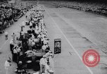 Image of racing event Indianapolis Indiana USA, 1956, second 32 stock footage video 65675041376