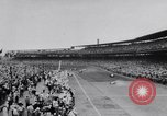 Image of racing event Indianapolis Indiana USA, 1956, second 39 stock footage video 65675041376