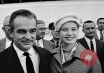 Image of Grace Kelly New York City USA, 1956, second 36 stock footage video 65675041379