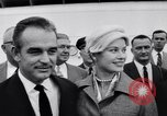Image of Grace Kelly New York City USA, 1956, second 37 stock footage video 65675041379